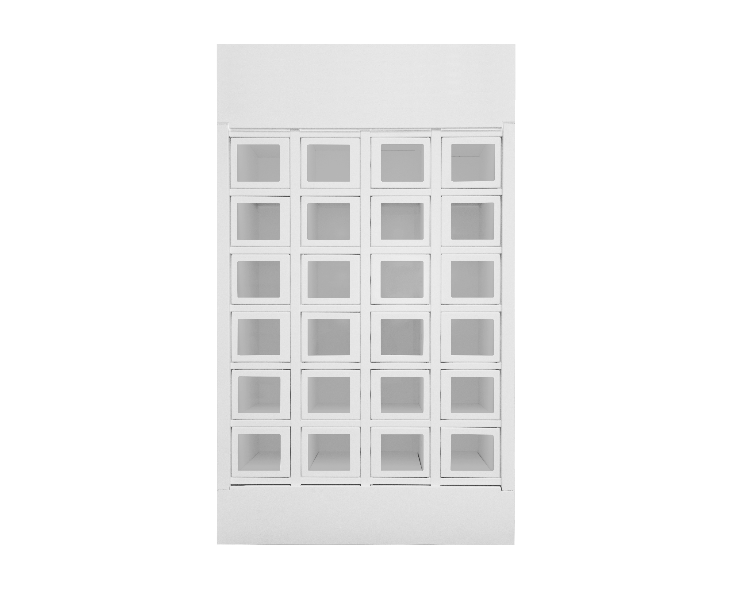 Module Le Casier Français 24 casiers