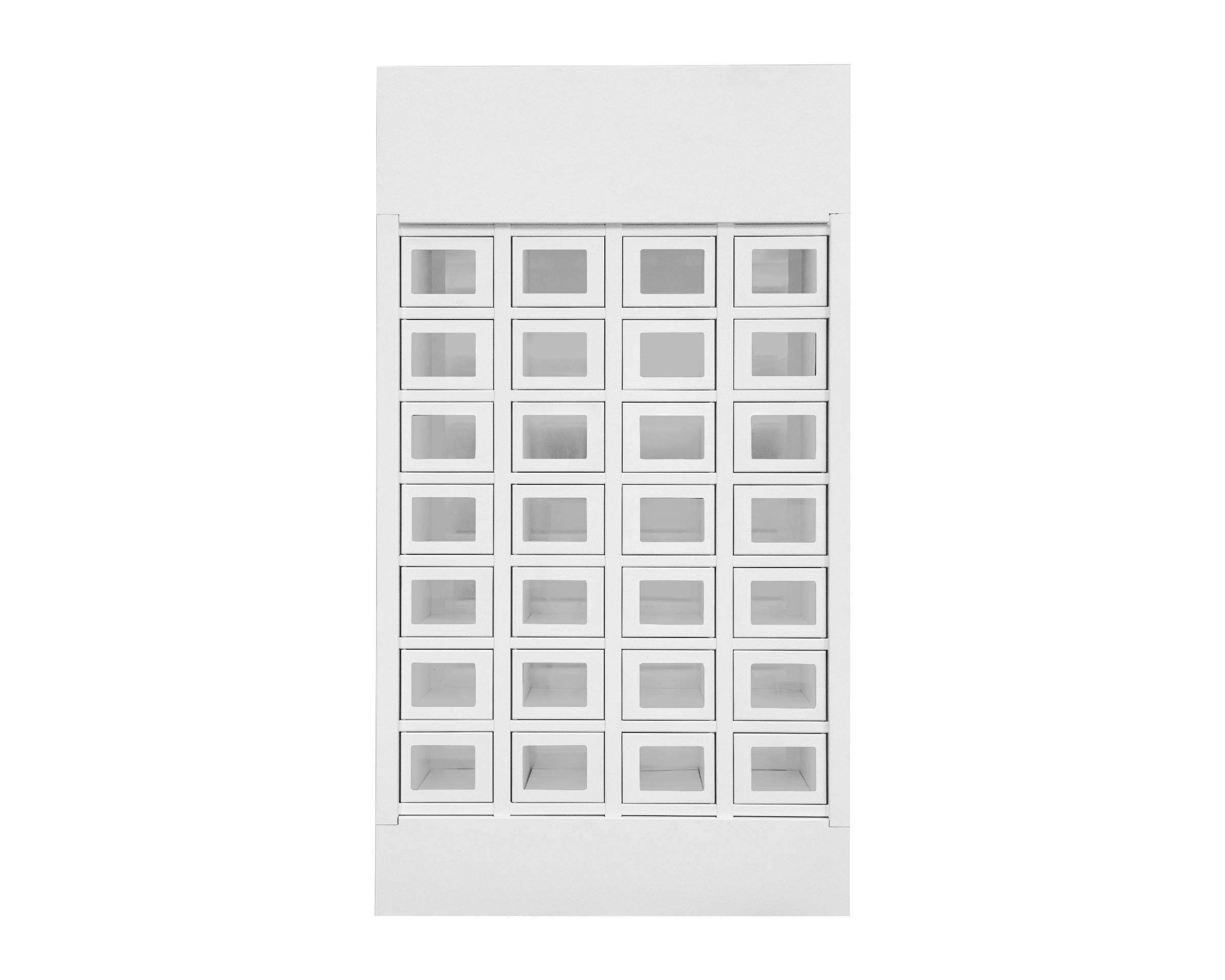 Module Le Casier Français 28 casiers