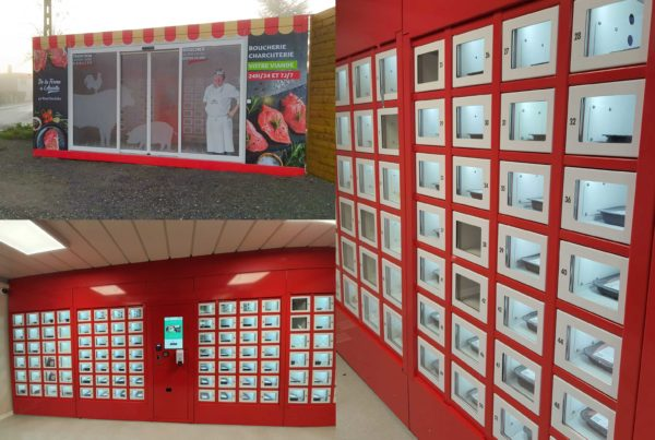 Installation Boucherie Raoul Deschildre