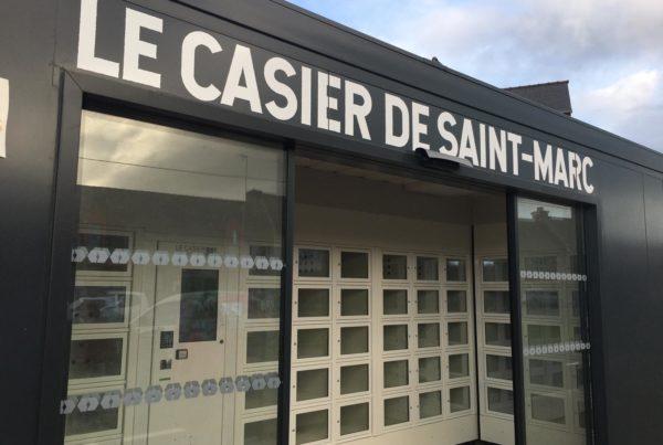 Le Casier de Saint Marc